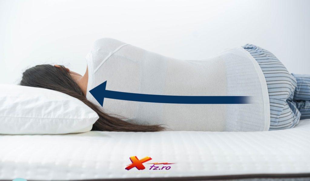 Cele mai bune saltele in functie de pozitia de dormit